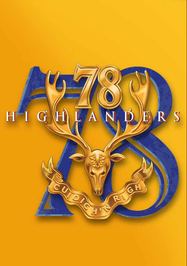 78th <br>HIGHLANDERS<br> ( HALIFAX CITADEL)<br> PIPE BAND