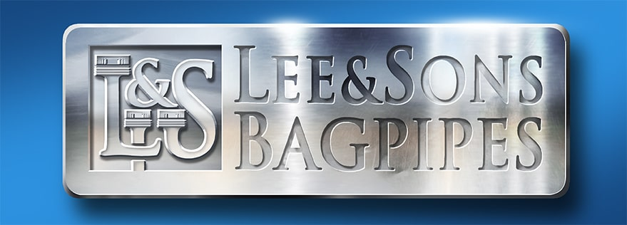 LEE & SONS BAGPIPES